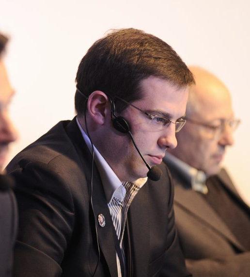 Maciej Gnyszka; kongres polska wielki projekt