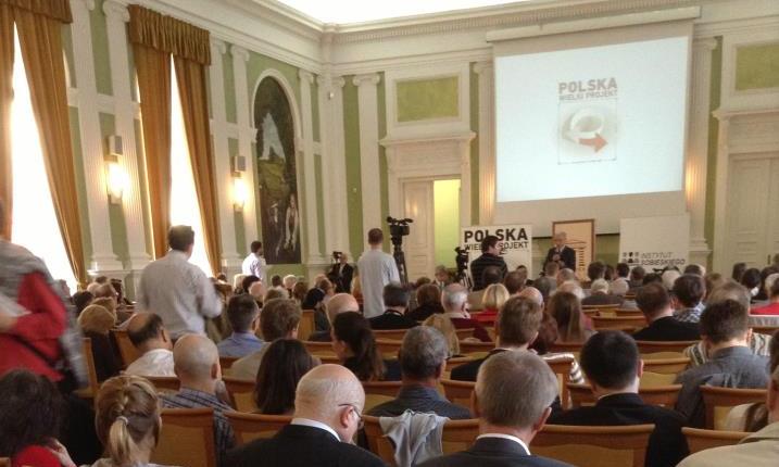 PWP 2013 – Wielki Projekt: Polski potencjał do wypełnienia