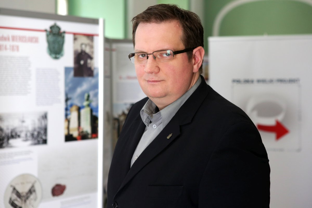 Krzysztof Grzybowski;; polska wielki projekt