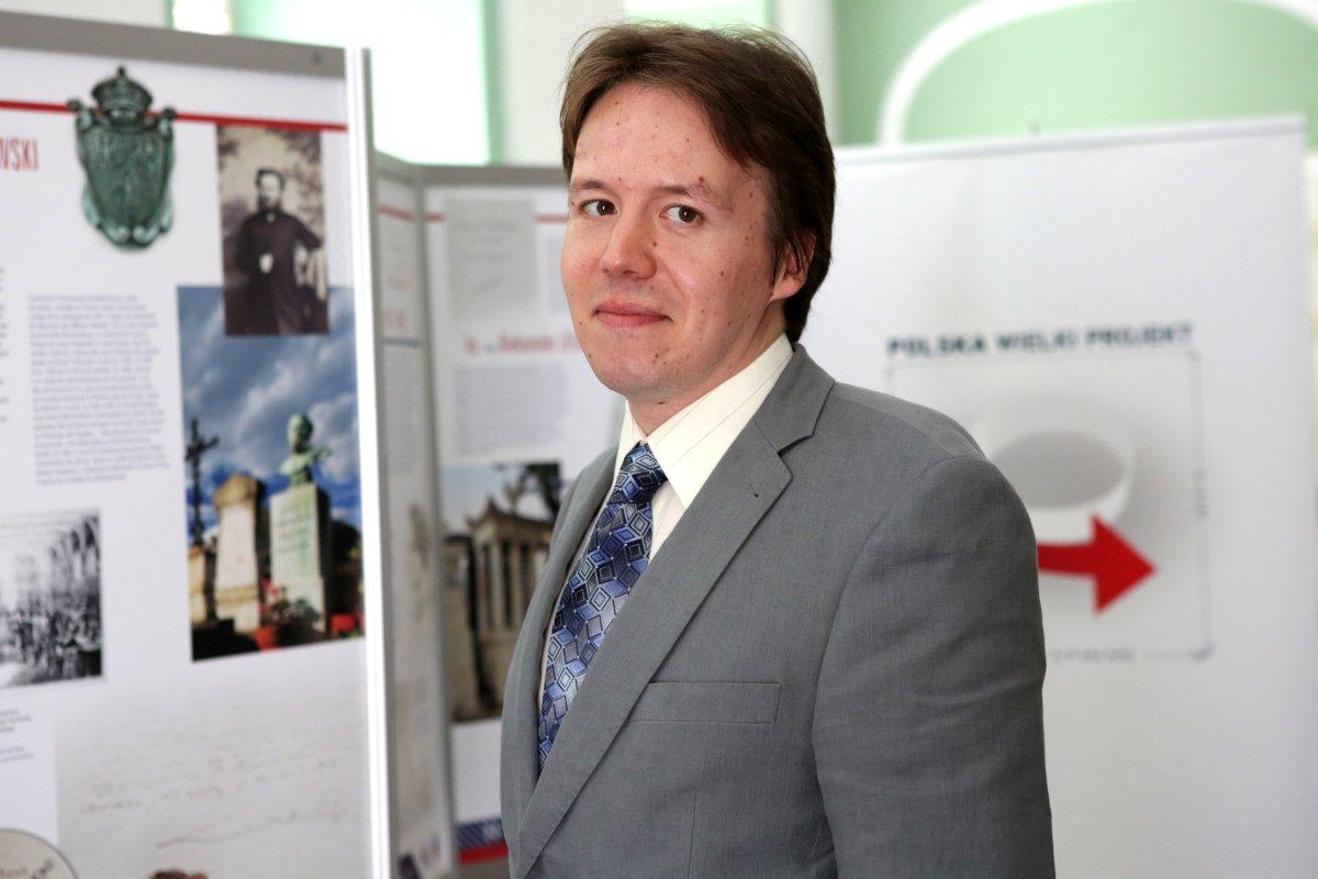 dr Adam Radzimski