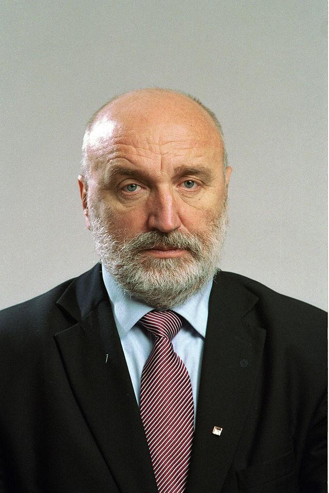 Ivars Godmanis polska wielki projekt