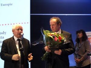 Michał Lorenc, nagroda prezydenta Lecha  Kaczyńskiego