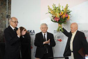Jarosław Marek Rymkiewicz, nagroda im. prezydenta Lecha Kaczyńskiego