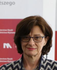 prof. Sosnowska Polska Wielki Projekt