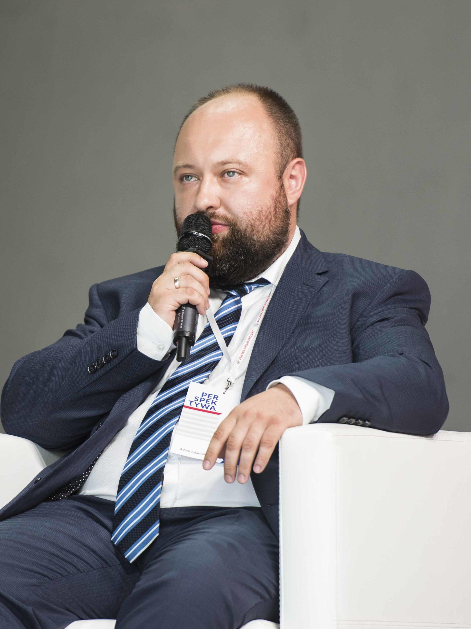 Adam Adamski, Fundacja Polska Wielki Projekt