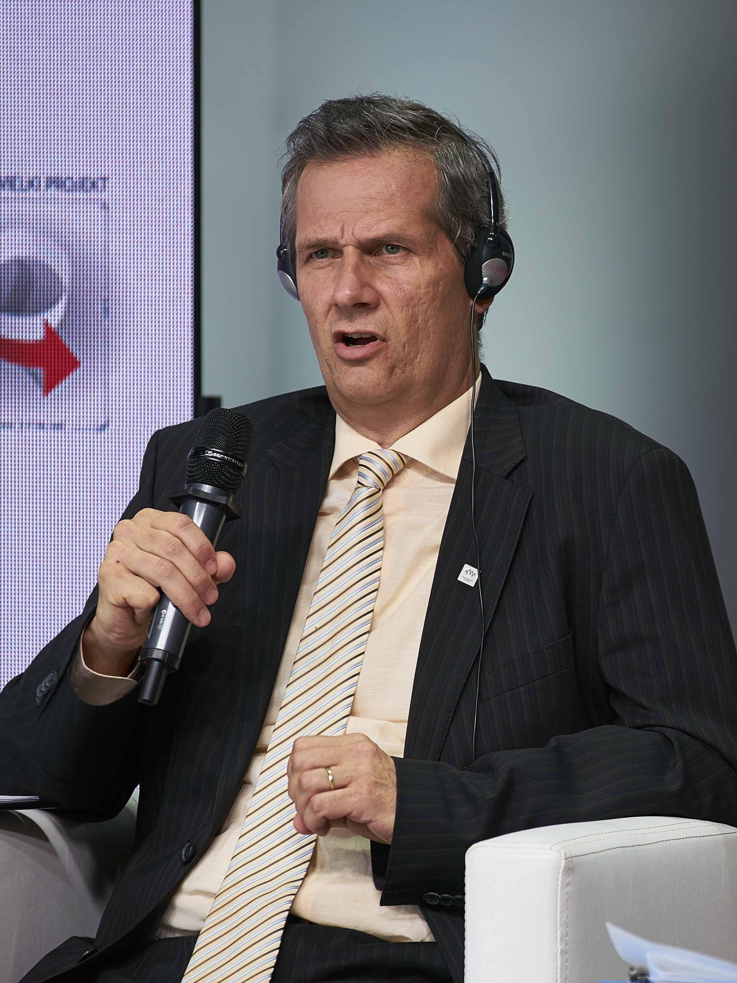 Attila Beneda, podsekretarz stanu ds. rodziny i demografii