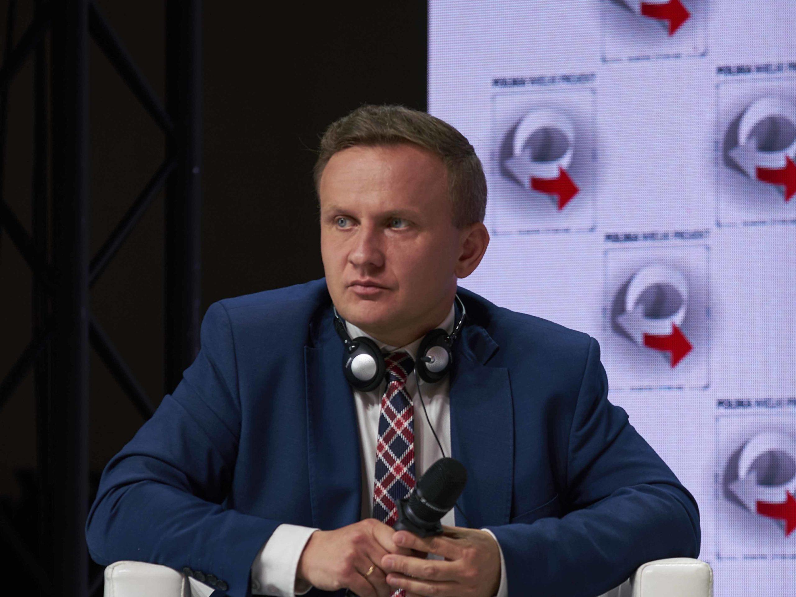 Bartosz Marczuk, socjolog, wiceprezes PFR S.A.