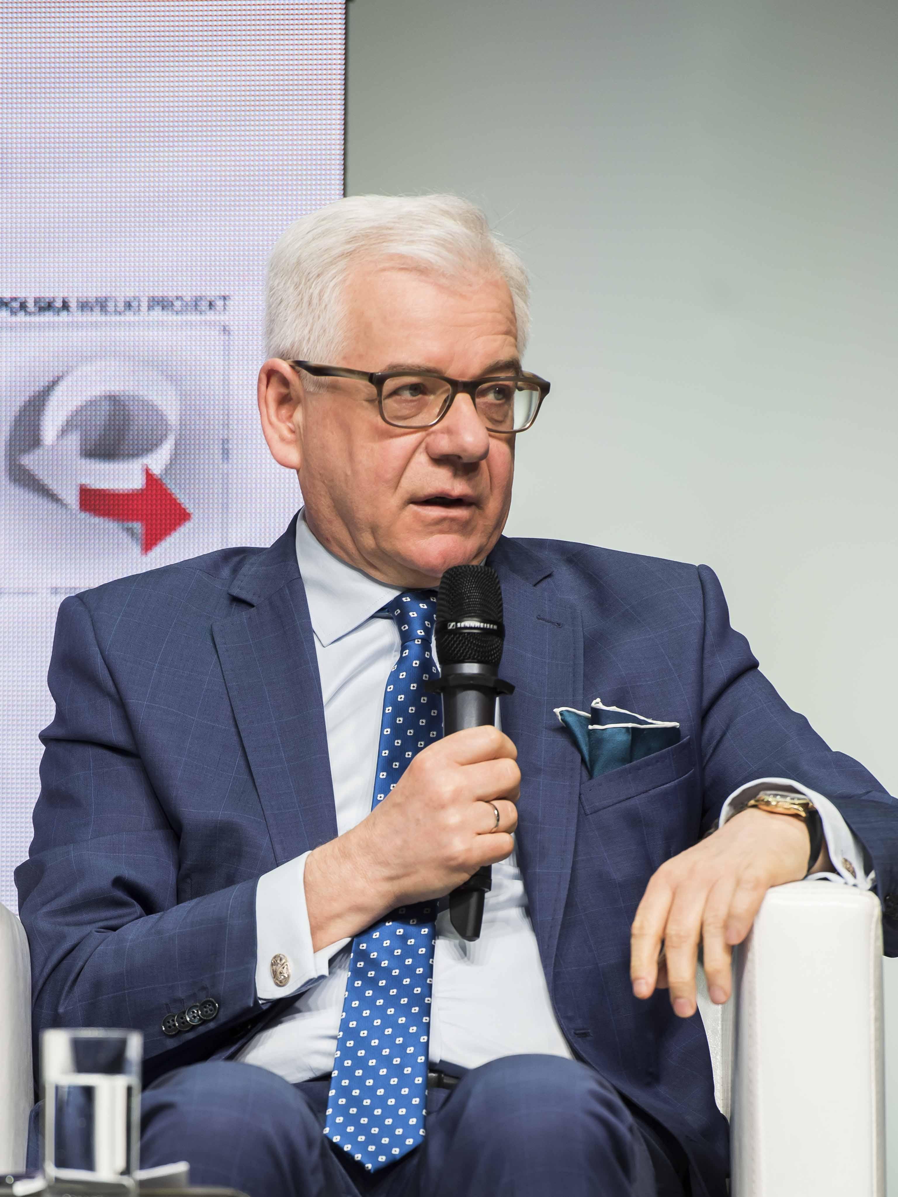 Czaputowicz, IX Kongres Polska Wielki Projekt_2