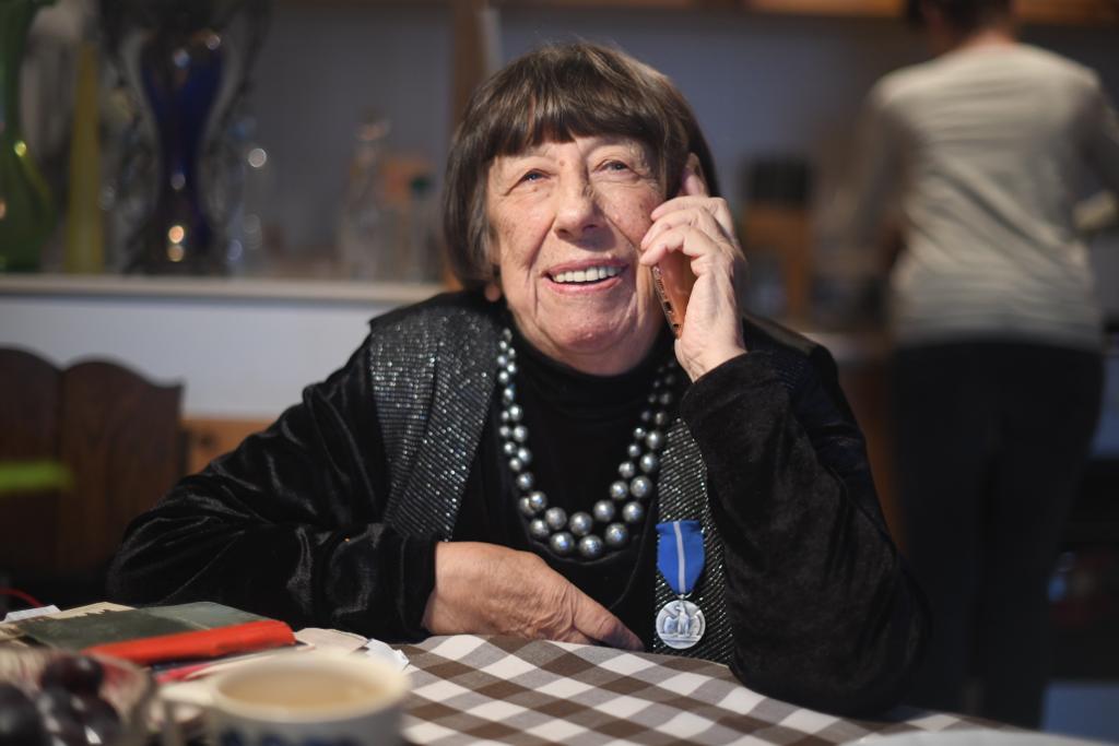 Izabella Galicka 1931-2019