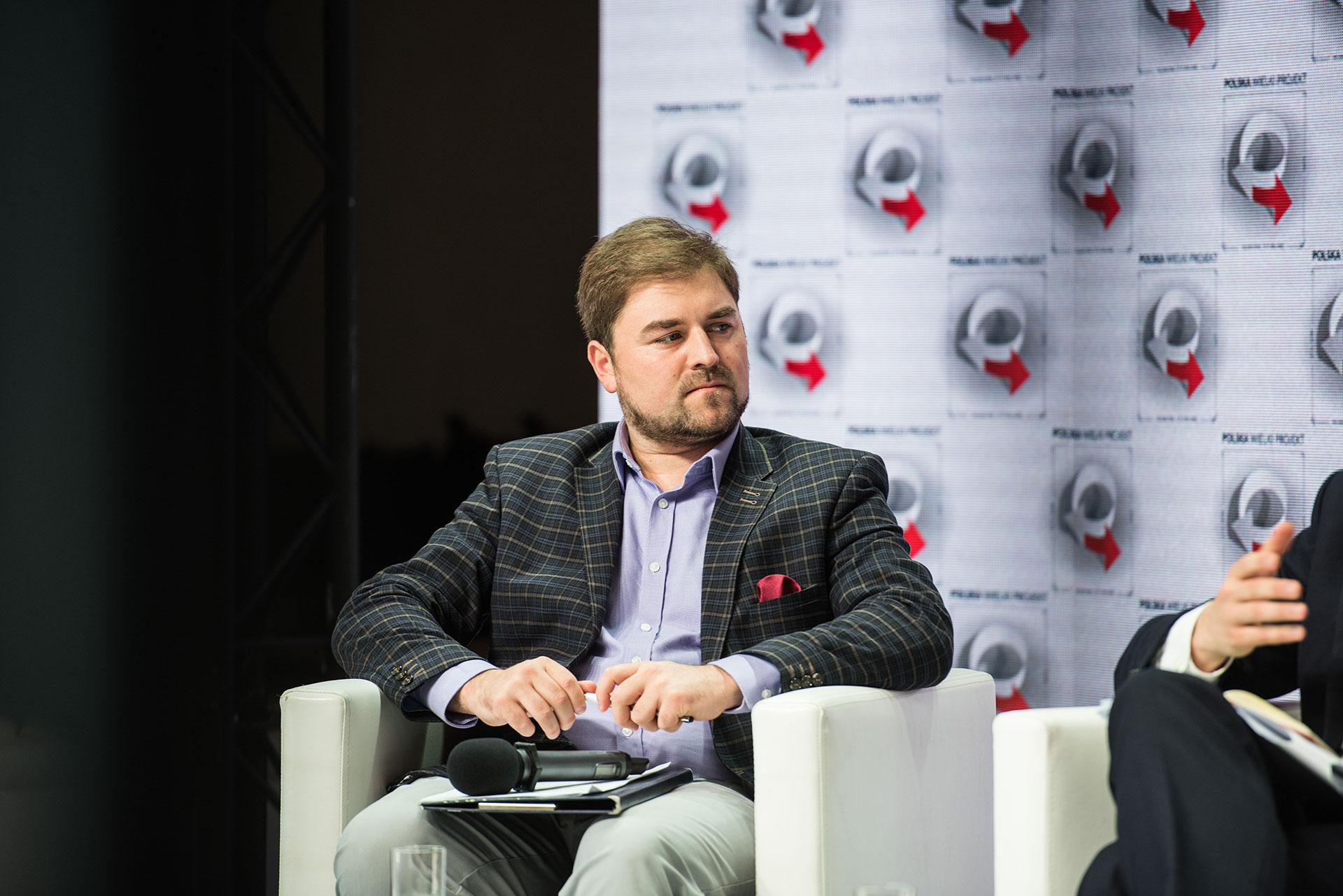 Sławomir Olejnik, Prezes Zarządu Fundacji Polska Innowacyjna
