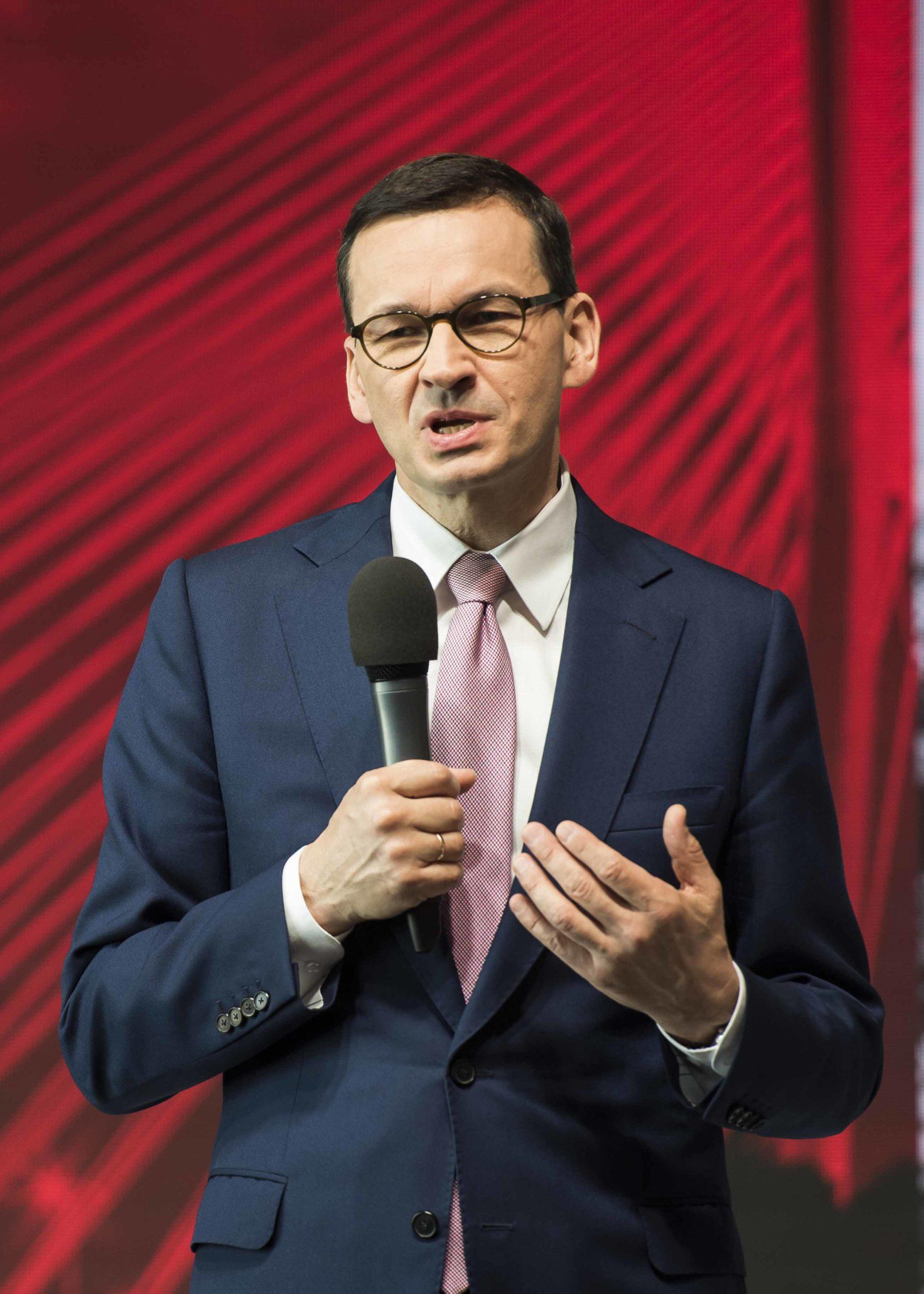 kongres Polska Wielki PROJEKTMateusz MorawieckiIX Kongres Polska Wielki Projekt