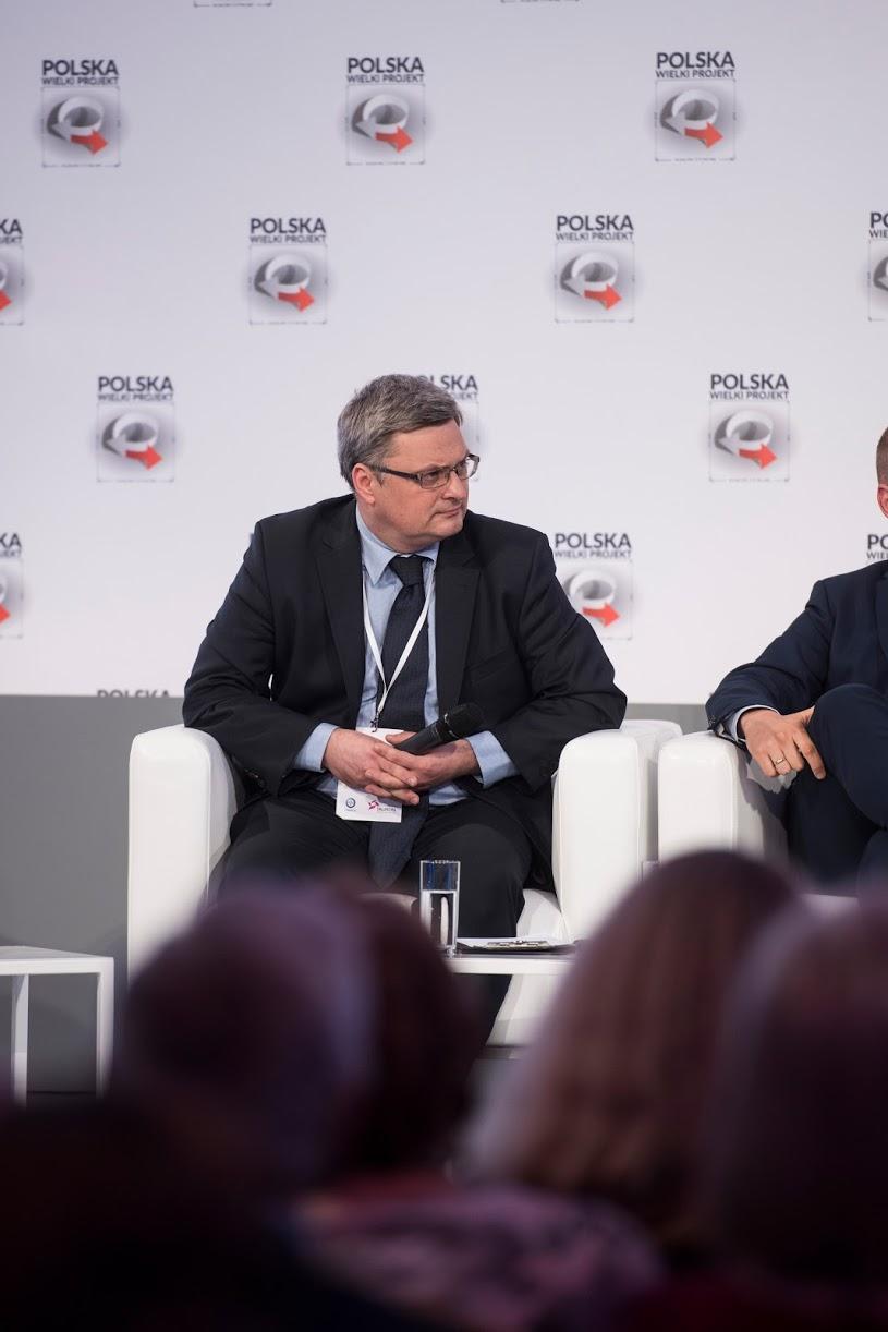 Marek Rymsza, VIII Konge=res polska wielki projekt