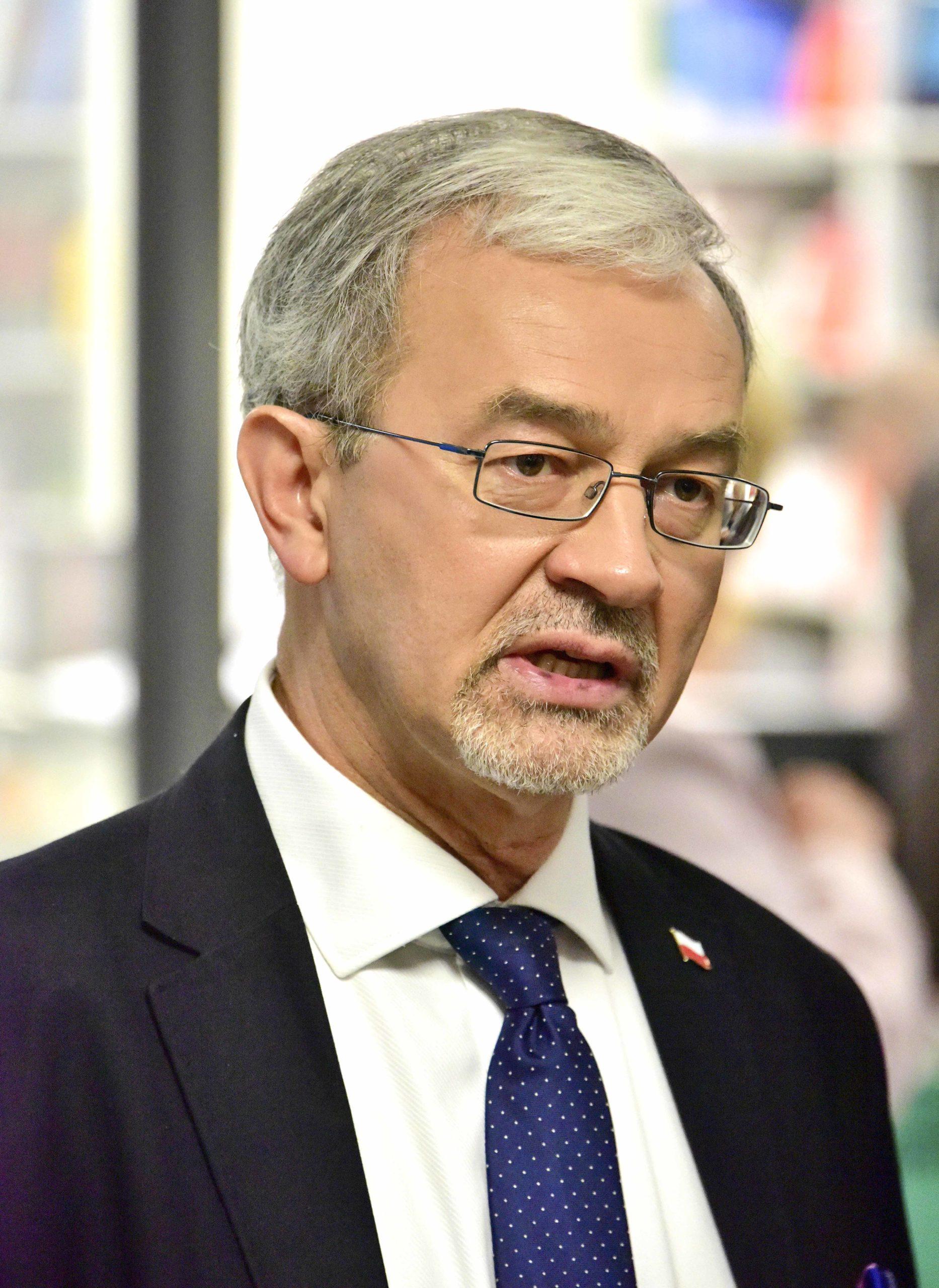 Jerzy Kwieciński PGNiG