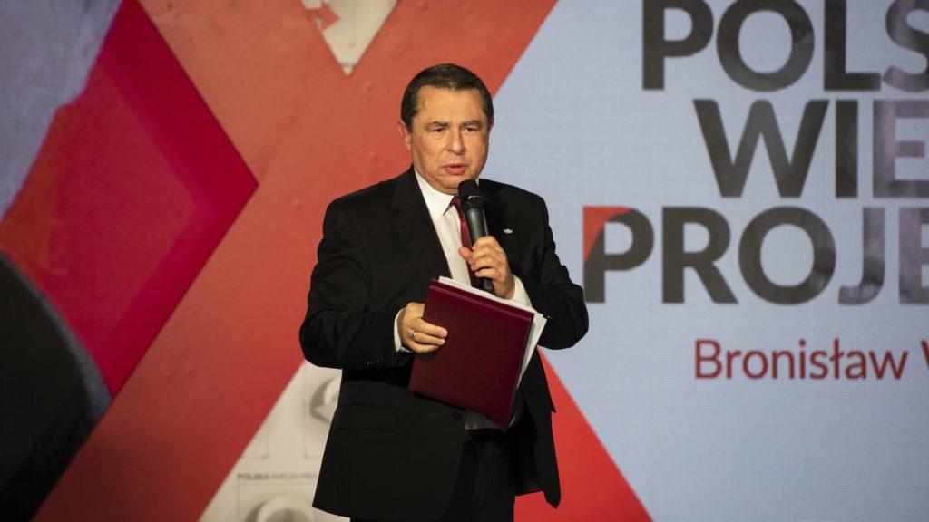 Bronisław Wildstein 2020 nagroda imienia Prezydenta Lecha Kaczyńskiego