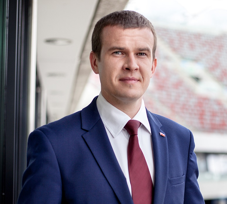 Witold Bańka Kongres Polska Wielki Projekt