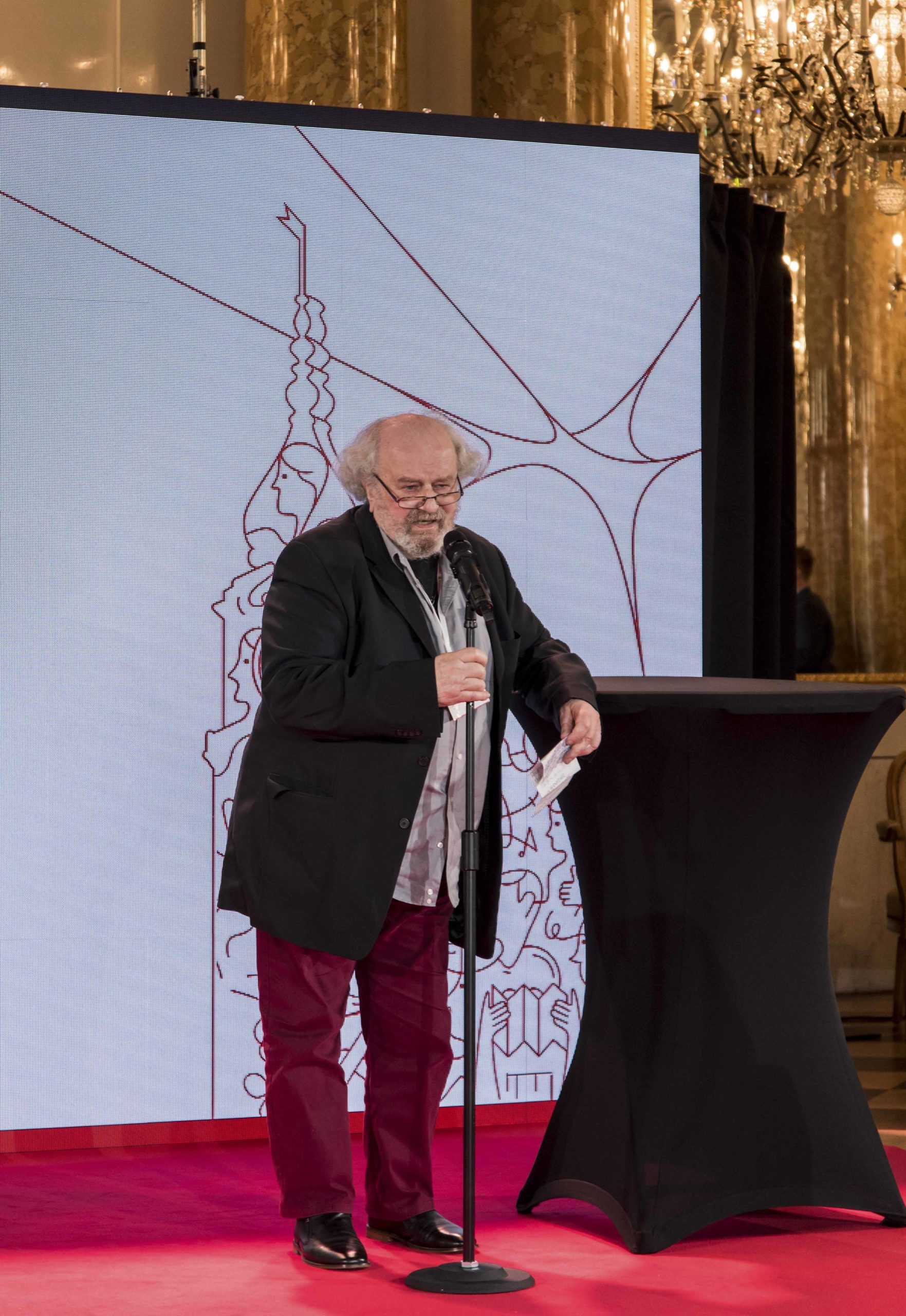 Jerzy Kalina – laudacja