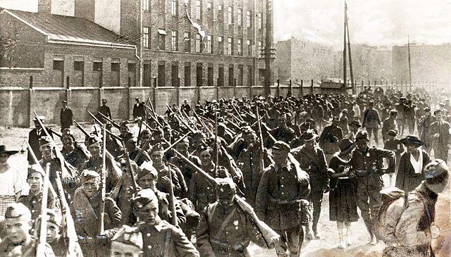 15 sierpnia – 101. rocznica Bitwy Warszawskiej